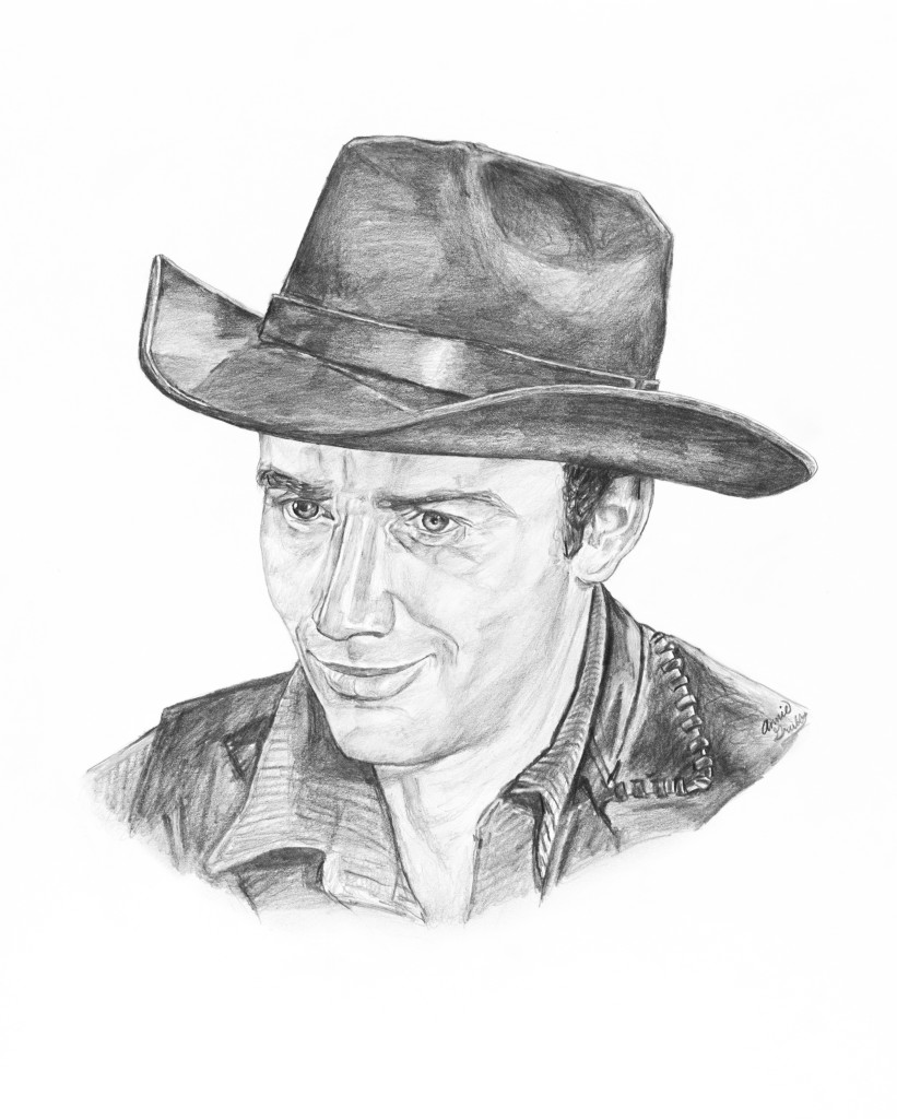 James Drury Portrait