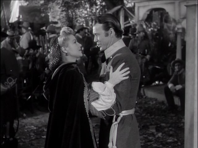 Roy Rogers & Claire Trevor