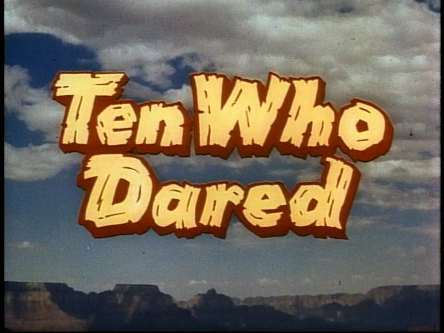 Image result for ten who dared 1960